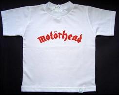 Camisetinha Motorhead