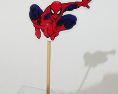 Topper Homem aranha