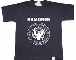 Camisetinha Ramones