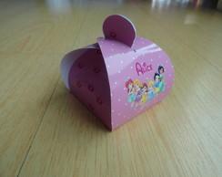 Caixa para Doces - Princesinhas