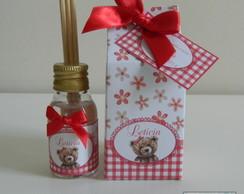 Kit Difusor Com Caixinha - Ursa Floral V