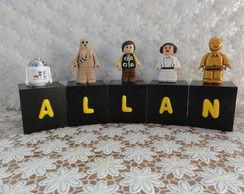 Cubos Lego Star Wars - Allan