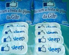 Kit Festa Do Pijama curtir sleep naninha
