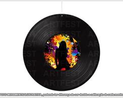 DISCO VINIL LP - DECORA��O