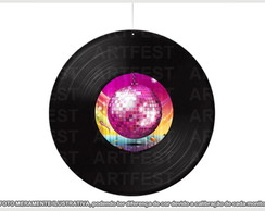 DISCO VINIL LP - DECORA��O
