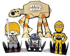 Forminhas Star Wars