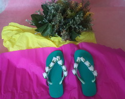 Havaiana Decorado