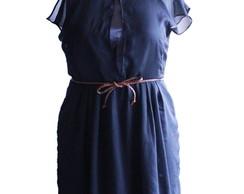 Vestido Combinac�o Plus Size