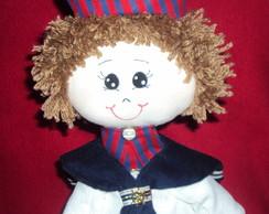 Boneca Marinheiro articulado