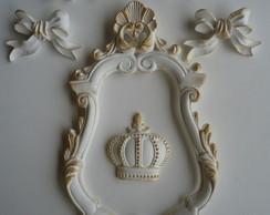 kit nobre (moldura,coroa,la�os,arabesco)