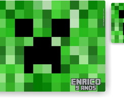 Minecraft Jogo Americano