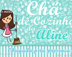 tag Ch� de cozinha