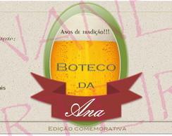 CONVITE TEMA BOTECO(BAR)