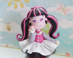 Monster High topo de bolo biscuit