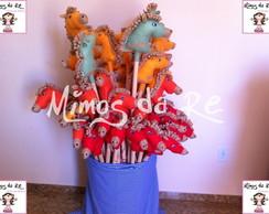 Cavalinho de Pau - Completo - 1 metro!!!