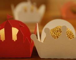 Forminhas especiais - Princesas