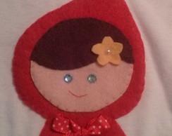 Camisa Chapeuzinho vermelho