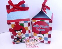 Caixinha Milk Angry Birds