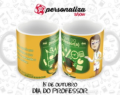 Caneca Dia do Professor - 1