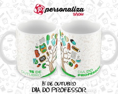 Caneca Dia do Professor - 3