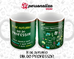 Caneca Dia do Professor - 4