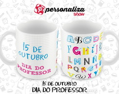 Caneca Dia do Professor - 5