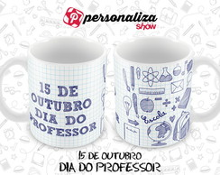 Caneca Dia do Professor - 6