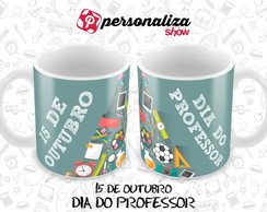 Caneca Dia do Professor - 8
