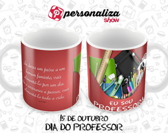 Caneca Dia do Professor - 10
