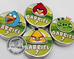 Latinhas Angry Birds