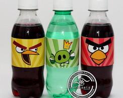 Refrigerante Angry Birds
