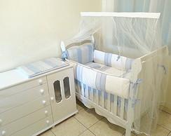 Kit de Ber�o Baby Blue