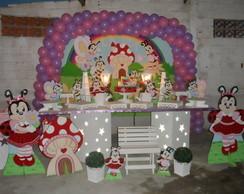 Mesa tematica Joaninha