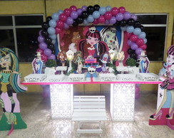 Mesa tematica Monster High