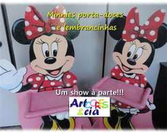 Kit 03 Displays Minnie Porta-doces/ Foto