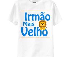 Camiseta Infantil - Irm�o Mais Velho