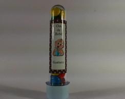Tubete personalizado - Ch� de beb�