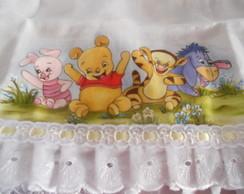 Fralda Ursinho Pooh