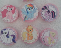 Latinha Personalizada My little pony