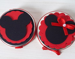 Latinhas - Tema Minnie e Mickey