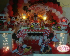 Minnie Decora��o Proven�al