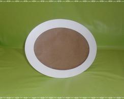 Porta retrato oval