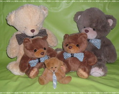 Kit 5 Ursos