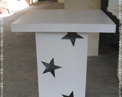 Mesa estrela c/ Tampo