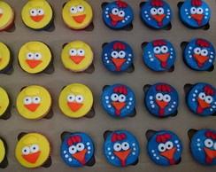 Cupcakes - Galinha Pintadinha