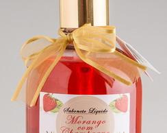 Sabonete L�q Morango c/ Champagne 300 Ml