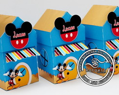Casinha Scrap Mickey