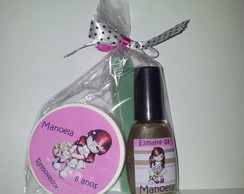 Kit Esmalte Quantas Lembran�as