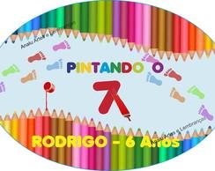 ELIPSE PINTANDO O SETE ( 7 )
