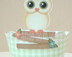 Wrapper para Cupcake Alice